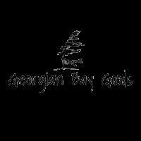 Georgian Bay Goods Co Greyscale Logo