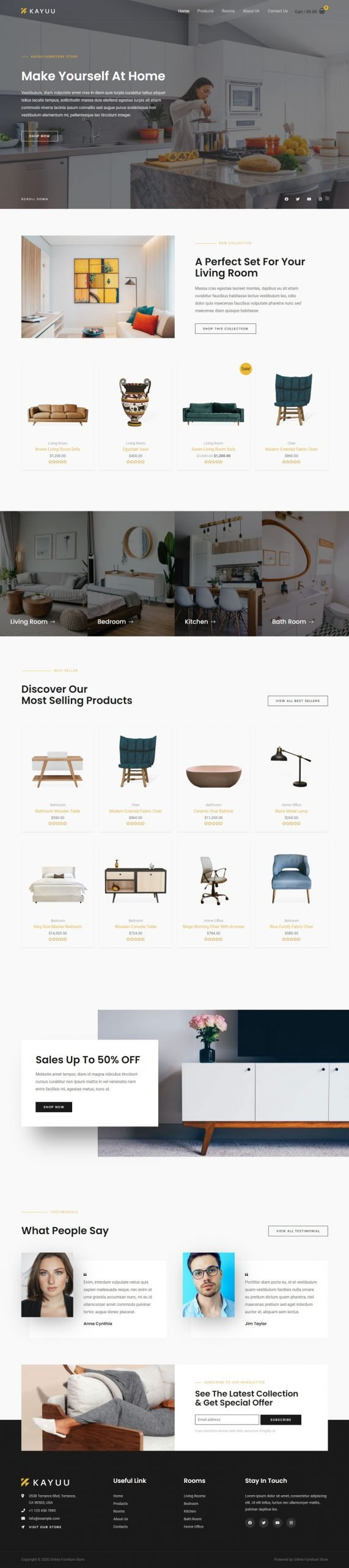 Adamo Web Design | Web Design Durham | home decor 04 scaled