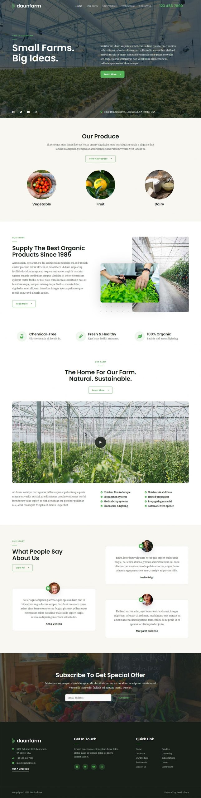 Adamo Web Design | Web Design Durham | horticulture 02 scaled