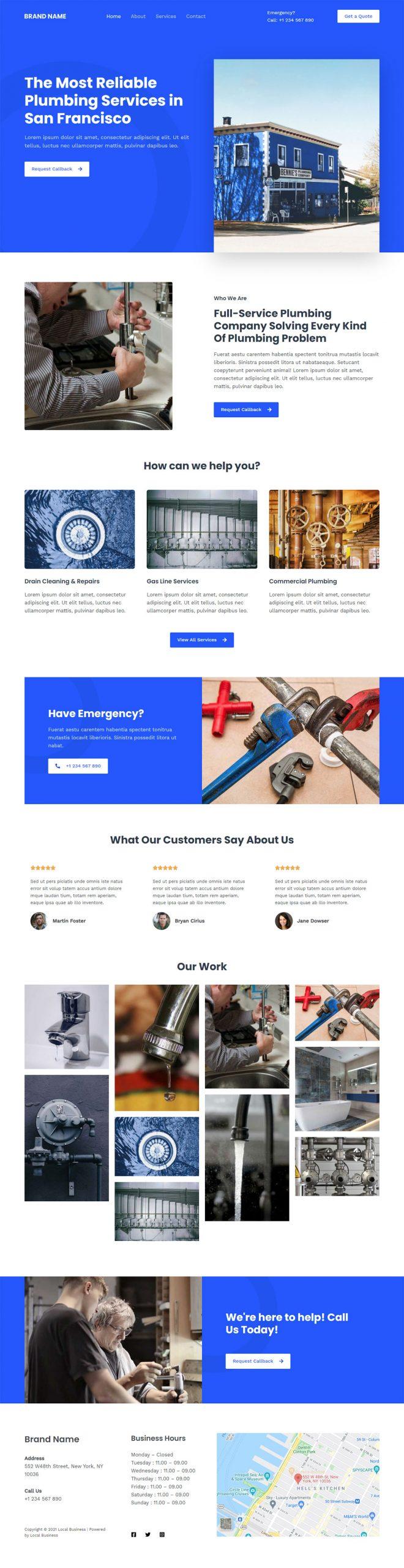 Adamo Web Design | Web Design Durham | local business 02 scaled
