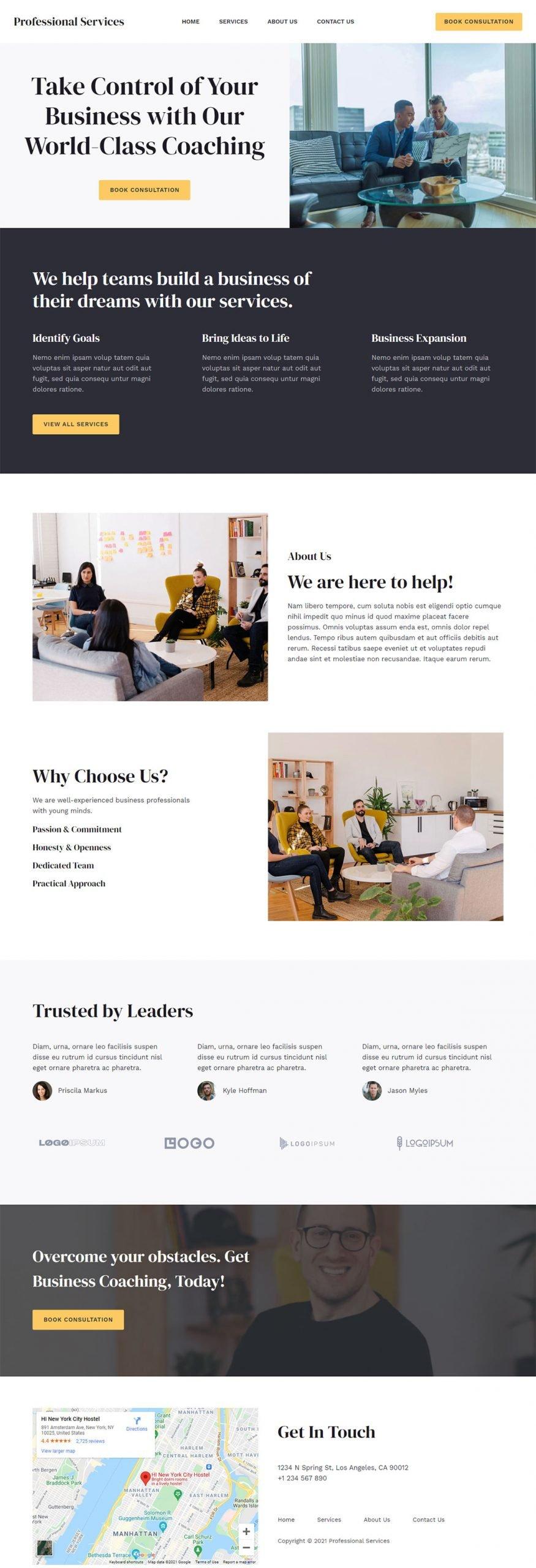 Adamo Web Design | Web Design Durham | professional services 02 1 scaled